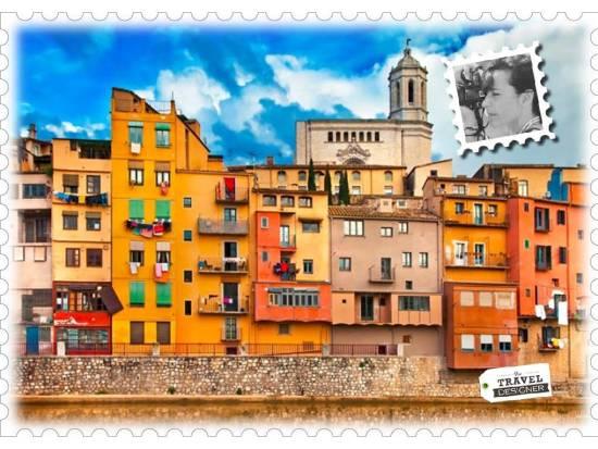 Tuffo fuori stagione a Girona, perla della Catalogna par Carla Diamanti
