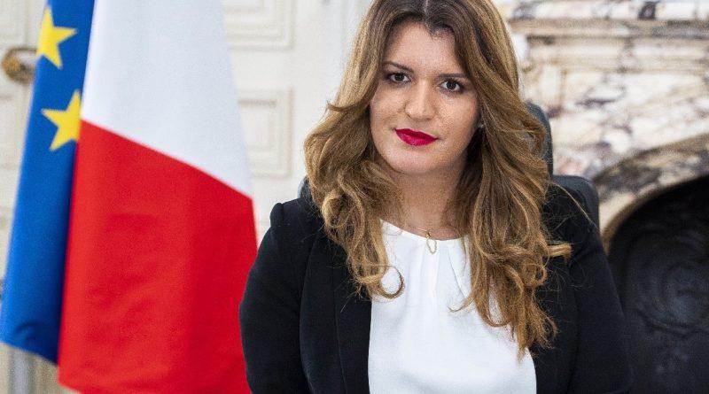 Rencontre avec Madame Marlène Schiappa, Ministre déléguée chargée de la Citoyenneté.