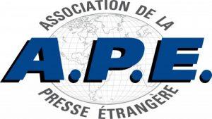 APE Association de la Presse Etrangère