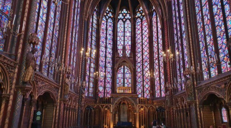 Visite de la Sainte-Chapelle etde la Conciergerie